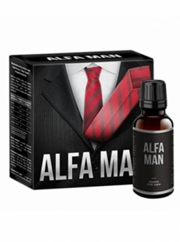 Alfa Man - Tăng Cường Sinh Lý Nam Giới Một Cách Mạnh Mẽ