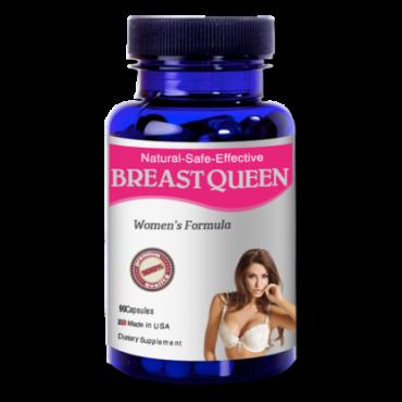 Breast Queen - Cho vòng một to đẹp căng tròn