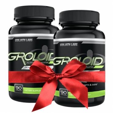 Combo 2 sản phẩm Groloid