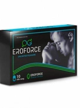 Eroforce viên uống tăng cường sức khỏe sinh lý cho nam giới