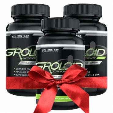 Combo 3 sản phẩm Groloid