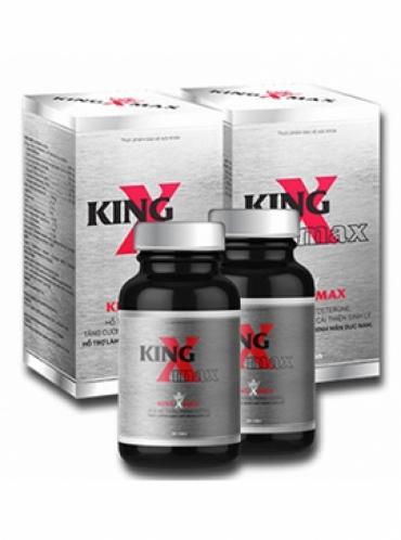 King X Max tăng cường sinh lý nam giới
