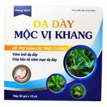 Mộc Vị Khang - Xua tan nỗi lo đau dạ dày