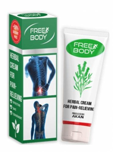 Free Body - Giảm đau, phục hồi xương khớp