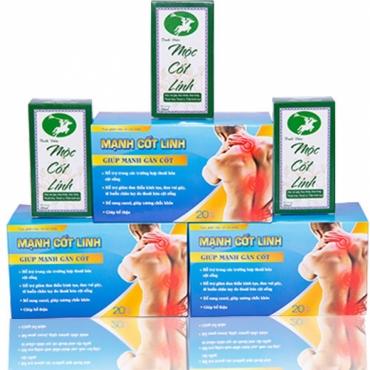 Mộc Cốt Linh- Mạnh Cốt Linh- Hỗ trợ chữa trị đau nhức xương khớp