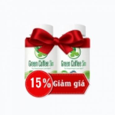 Combo 2 sản phẩm GREEN COFFEE SLIM