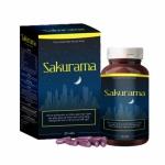 Sakurama - Viên uống hỗ trợ ngăn ngừa tình trạng mất ngủ