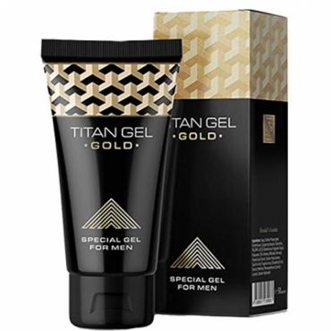 Titan Gold Chính Hãng Nga - Hỗ Trợ Tăng Kích Thước Dương Vật