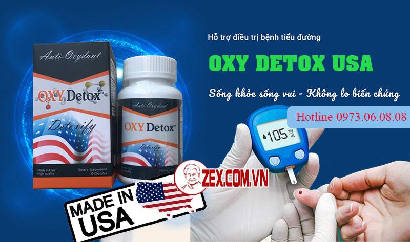 cách dùng oxy detox
