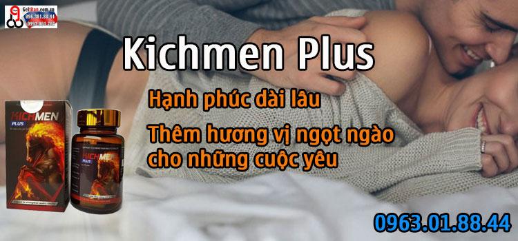 [Review] Kichmen Plus Là Thuốc Gì, Thành Phần Và Công Dụng