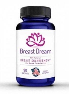 Viên uống nở ngực Breast Dream dễ dàng, hiệu quả