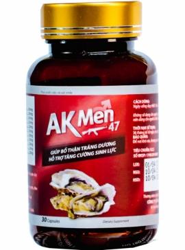 Akmen 47 - Tăng sinh lực nam giới