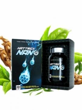 Hattrick Nano Viên Uống Tăng Cường Sinh Lý Nam