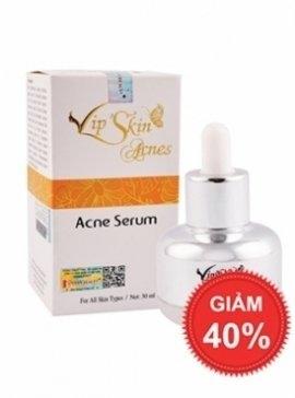 Kem dưỡng da giảm mụn Korian Beauty - Vip'Skin Acnes